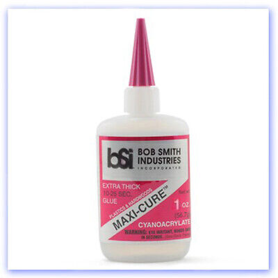 BSI Maxi Cure Extra Thick CA Adhesive • 10.23£