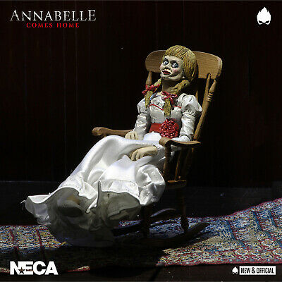NECA Annabelle The Conjuring Universe Action Figure [IN STOCK] •NEW & OFFICIAL• • 42.90£