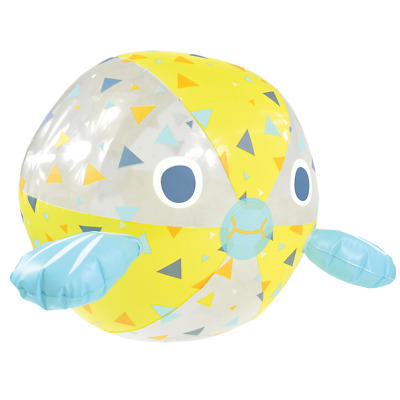 Splash About Pufferfish Inflatable Beach Ball • 6£