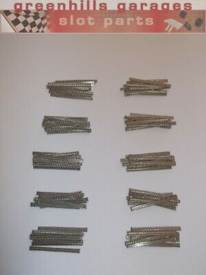 Greenhills Standard Tinned Copper Braids X 100 For Micro Scalextric - NEW - G... • 8.99£