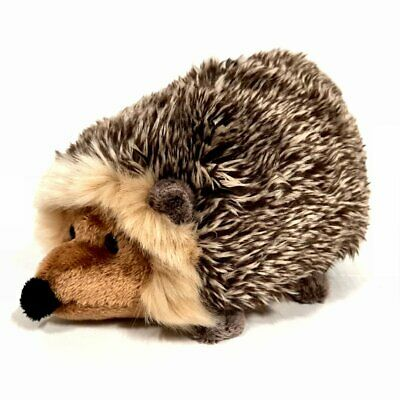 16cm Hedgehog Cuddly Soft Toy - Plush Stuffed Animal • 11.99£