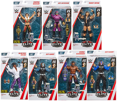WWE Figures - Elite Series 67 - Mattel - Brand New - Boxed - SHIPPING COMBINES • 14.95£