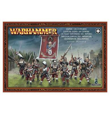 Freeguild Greatswords Warhammer Age Of Sigmar (D) • 27.50£