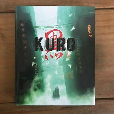 Kuro Roleplaying Game 2012 By Cubicle 7 Entertainment • 99£