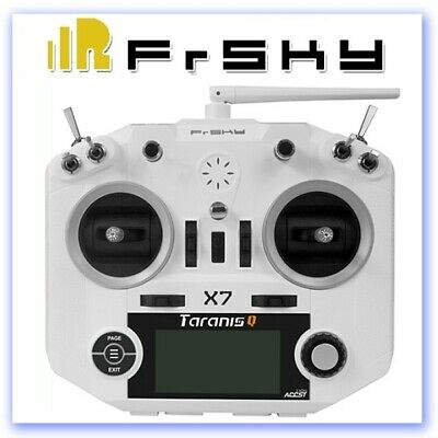 Taranis Q X7ACCESS 16-Channel 2.4GHz ACCST Transmitter White (03017046) • 134.99£