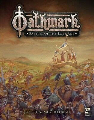Oathmark Battle Of The Lost Age Rulebook - Osprey - Northstar - Shipping Now • 16.99£