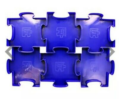 Jigsaw Puzzle Storage And Sorter Tray, Sorting Toys & Games, Brand New • 12.95£