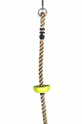Extra Thick Knotted Climbing Rope With HOLDS Quality Product / Climbing Frame  • 15.95£