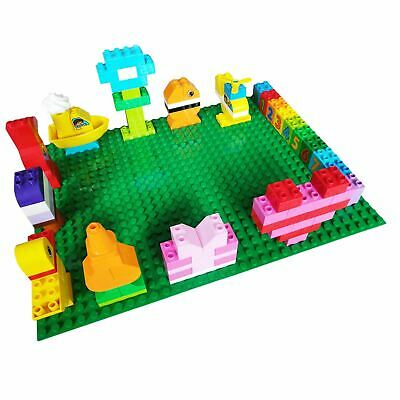 Giant Lego Duplo Compatible Base Boards - Premium XL Size Stackable • 12.99£