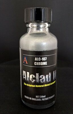 Alclad 2, Alc107 Chrome • 4£