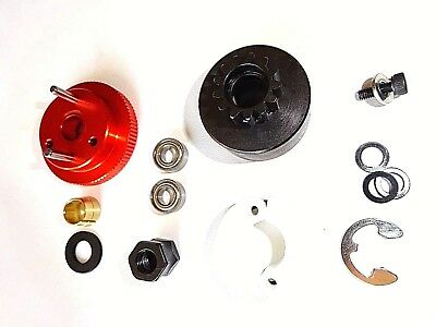 Nitro 1/8 Rc Buggy Hpi 3.5 Engine 13 Tooth Clutch Assembly Set New • 16.99£
