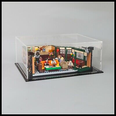 Friends Central Perk Acrylic Display Case For The LEGO Model 21319 • 39.99£