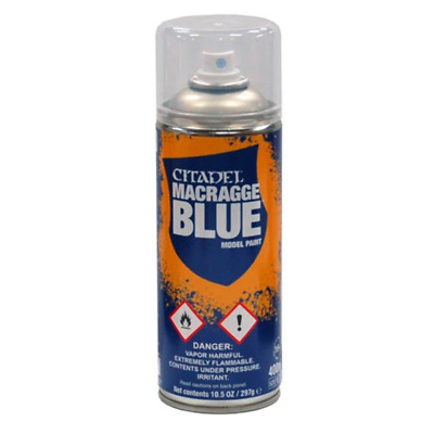 Macragge Blue Spray • 11£