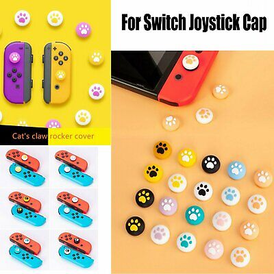 Cute Thumb Grips Cap Cover For NS Switch And Switch Lite Joycon Joystick Cap YZH • 4.30£