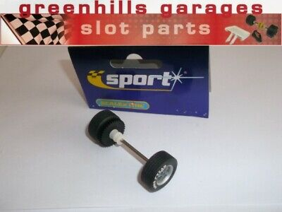 Greenhills Scalextric Accessory Pack Rear Axle For Camaro 1969 C3108 - W10047... • 6.04£
