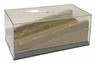 Rally 'Jump' 1/43 Scale Lightweight Model Display Base With Outer Case • 29.99£