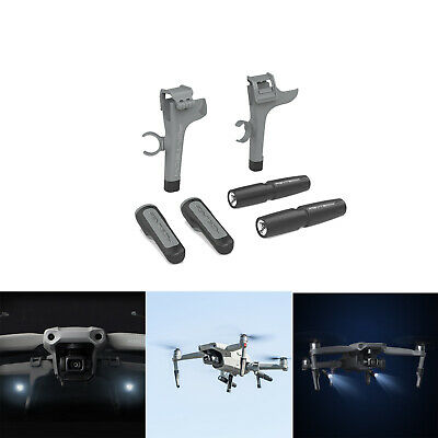 Landing Gear Extension Leg Stand Protector W/LED Light For DJI MAVIC Air 2 Drone • 29.12£