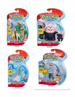 Pokemon Battle Feature Figure Pack (4.5-Inch Large Size) New And Sealed • 12.75£