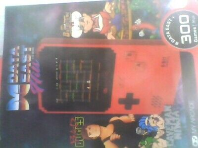 My Arcade Data East Pixel Classic Portable Game System New Sealed Free Post • 22.99£