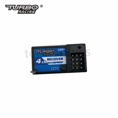 Turbo Racing/Carson Start 4 Channel 2.4ghz Replacement Receiver  • 12.95£