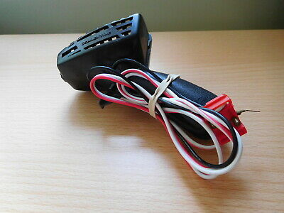 Scalextric Classic Hand Controller C265 - Black - Great Condition - Used.  • 2.50£