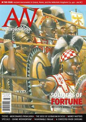 ANCIENT WARFARE VOLUME Xiii ISSUE 5 - SOLDIERS OF FORTUNE  • 7.50£