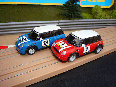 Used 1:64 Scale Complete Micro Scalextric Rally Mini Cars - More Cars 4 Sale • 12.95£