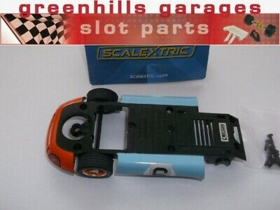 Greenhills Scalextric Accessory Pack Ford GT40 No 9 Chassis / Front Axle / Wh... • 13.19£