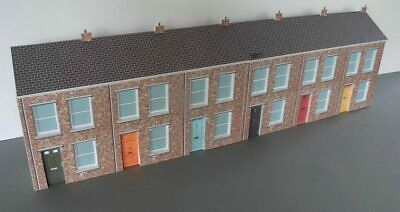 Greenhills Scalextric Slot Car Building Terraced Houses Kit (Slimline) 1:32 S... • 22.49£