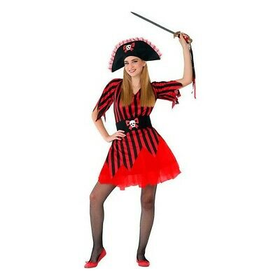 Costume For Children 116207 Pirate (Size 14-16 Years) • 23.90£