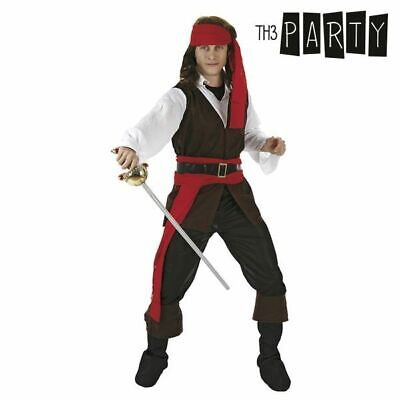 Costume For Adults Caribbean Pirate (4 Pcs) • 21.18£