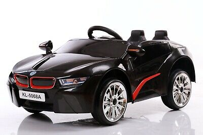 Bmw I8 Style 12v Kids Ride On Car Children's Battery Remote Control Cars • 109.99£