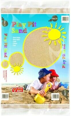 Childrens Play Pit Sand Toy Washed Safe Non Stain Clean Outdoor Garden • 11.99£