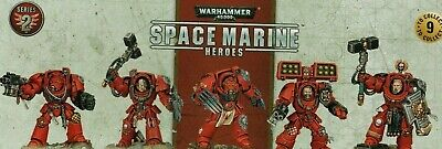 Warhammer 40k 40000 Space Marine Heroes Series 2 - Choose Your Figure  • 32.50£