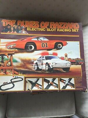 The Dukes Of Hazard - Electric Slot Racing Set • 75£