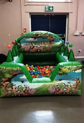 Inflatable Ball Pit • 400£