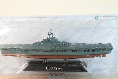 DeAgostini Warships Collection - USS ESSEX Aircraft Carrier • 7.20£
