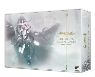 LUMINETH REALM LORDS LAUNCH BOX SET AOS Games Workshop 20% Off Uk Rrp • 85£