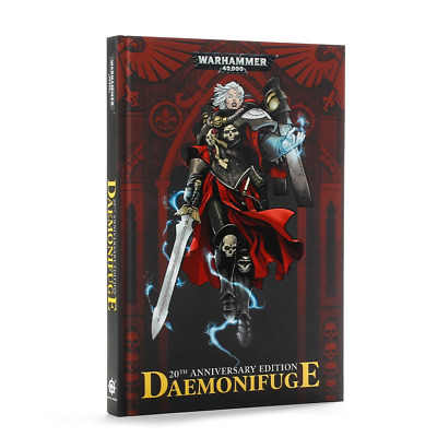 DAEMONIFUGE GRAPHIC NOVEL (HB) Black Library Collectors Edition • 25£