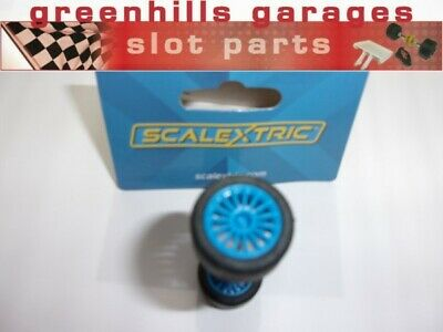 Greenhills Scalextric Accessory Pack Team Pro GT - Urban Run Rear Axle Tyres ... • 5.99£