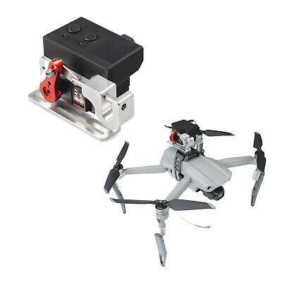 Air-Dropping Thrower Dispenser Drop Delivery Device For DJI Mavic Air 2 RC Drone • 31.68£
