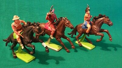 Britain's Deetail Apaches Mounted • 7.50£
