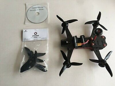 ImmersionRC Vortex 250 PRO RC Racing Drone Red 5.8GHz FPV 2300Kv Quadcopter • 160£