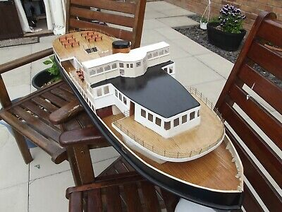 Radio Controlled Ferry Boat • 75£