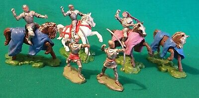 Britains Swoppet Medieval Knights • 21£