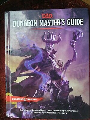 Dungeons And Dragons D&D Dungeon Master's Guide • 10.99£