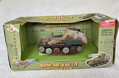 21st Century Toys (Not Forces Of Valor) Panzer Tank Destroyer Marder 1/32 - (1) • 7.50£