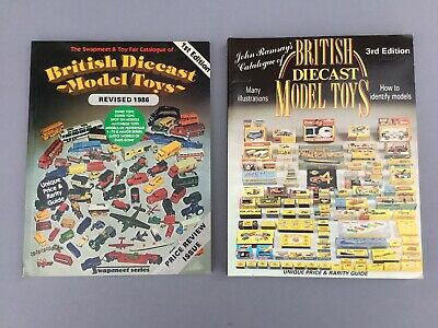 Ramsay's British Diecast Model Toys Catalogues X 2 • 6£