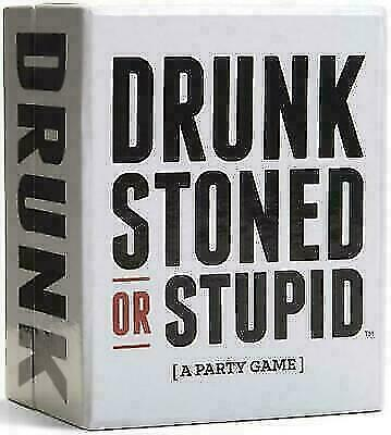 Drunk Stoned Or Stupid Adult Party Game  • 10.99£