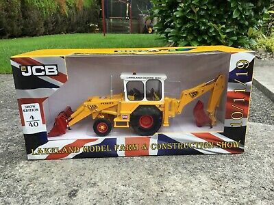 Britains Jcb 3ciii Lakeland Show Model Limited Edition No.4 Of 40.jcb 3c  • 95£